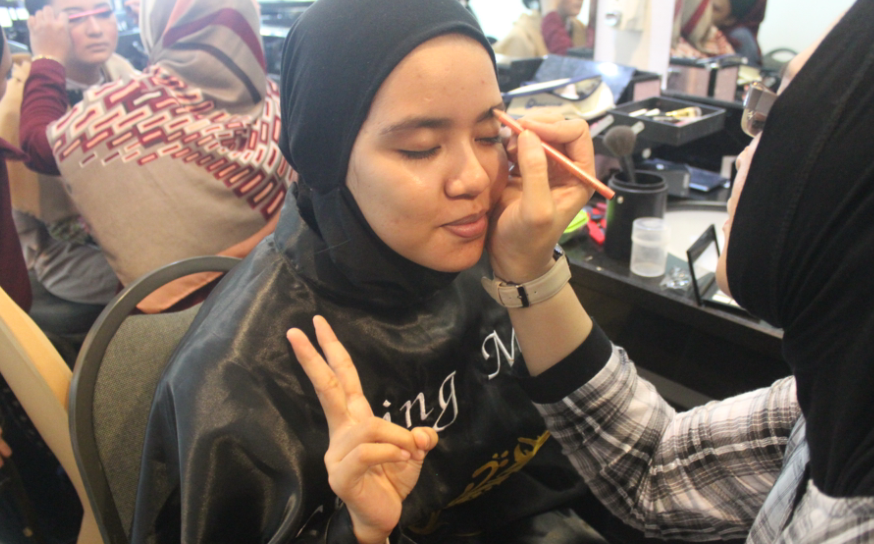 Kursus Make Up Artist